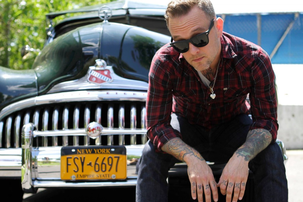 Dave Hause - Photo by Jen Maler